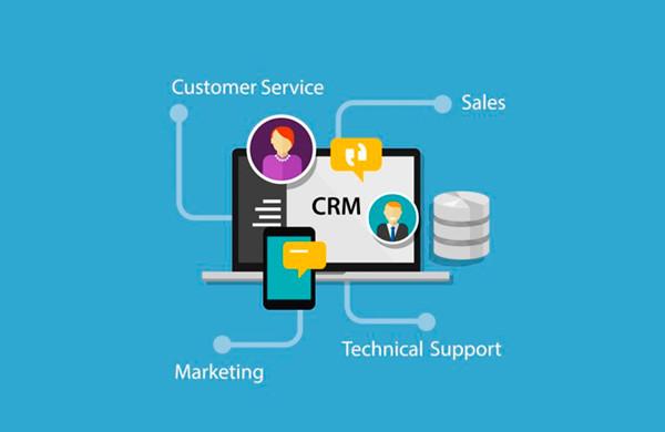 CRM - Agência de Marketing Digital em BH: Agência DOM