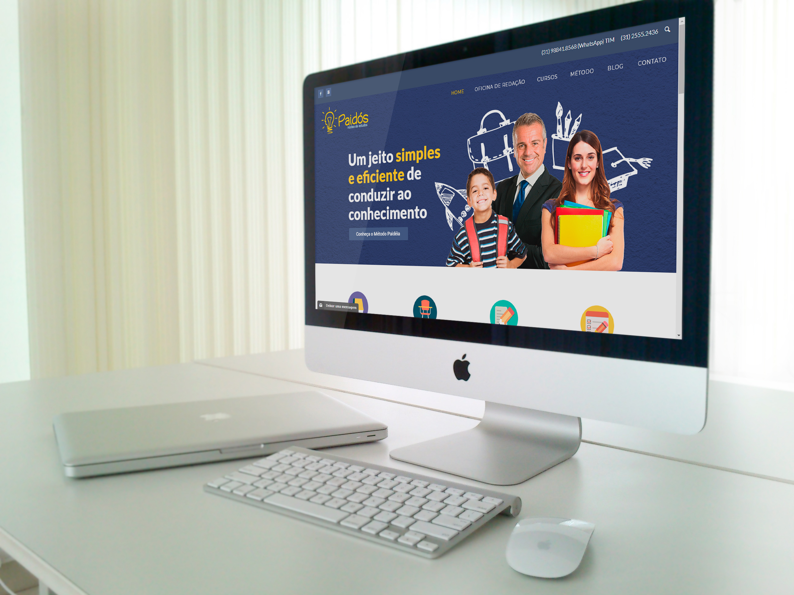 Paidos - Agência de Marketing Digital em Belo Horizonte