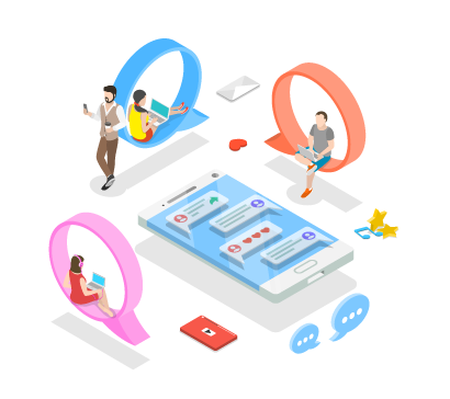 Redes Sociais - Agência de Marketing Digital em BH - Agência Dom Marketing Digital