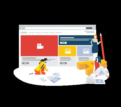 Criação de Sites - Agência de Marketing Digital em BH: Agência DOM