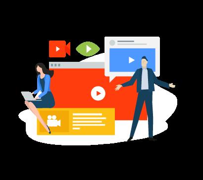 Vídeos - Agência de Marketing Digital em BH: Agência DOM
