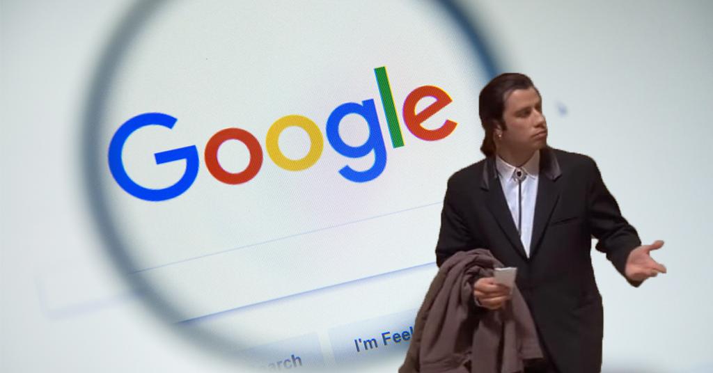 anúncio não aparece no Google
