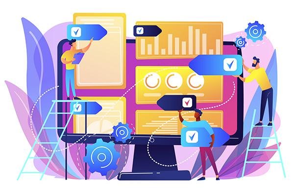 Fortalecer a presença digital